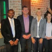 BARIG zu Gast beim Frankfurt UAS MBA-Kaminabend