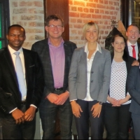 BARIG Invited to the Frankfurt UAS MBA-Fireside Reception